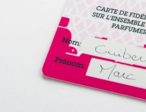 Carte PVC